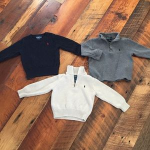 Polo by Ralph Lauren Sweaters- Size 2T